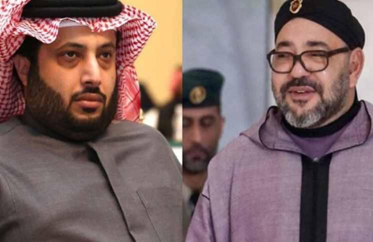 إقالة تركي آل الشيخ الذي شن حملة ضد ترشيح المغرب لاستضافة كأس العالم
