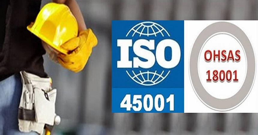 """المغرب يعتمد المعيار الدولي الجديد """"ISO 45001"""" حول إدارة الصحة والسلامة في العمل"""