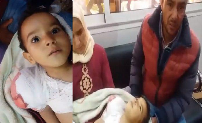 فيديو مؤلم.. طفل يموت بين يدي والده بعد إهمال دام 23 يوما من المسؤولين في جناح السرطان بمستشفى محمد السادس بمراكش