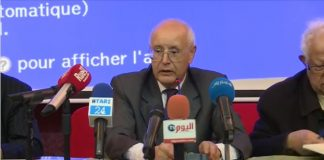 فيديو.. عبد القادر العالمي: معهد صهيوني يدرب شبابا مغاربة على التدريب العسكري دخل المغرب