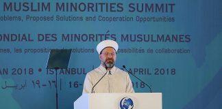 """""""الشؤون الدينية"""" التركية بشأن أحداث فلسطين: الحل الوحيد توحد الأمة الإسلامية"""