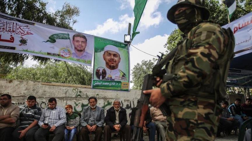 مصر توافق على دخول جثمان الشهيد البطش لغزة