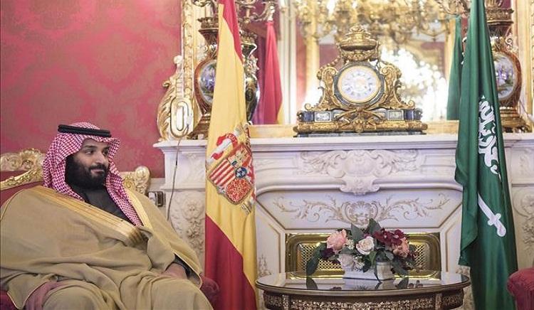 صفقة سعودية لشراء 5 سفن حربية من إسبانيا بـ 2.5 مليار دولار