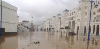 إطلاق مشروع لحماية مدينة الفنيدق من الفيضانات