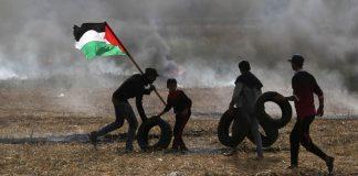 """جمعة """"العودة"""" الرابعة.. الصهاينة يقتلون والفلسطينيون يناشدون وصمت دولي"""