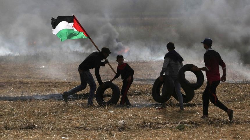 حماس: مسيرات العودة ستجبر الكيان الصهيوني على رفع حصاره عن غزة