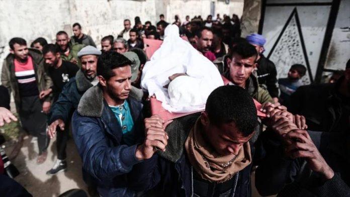 3 شهداء و250 إصابة برصاص الجيش الصهيوني في قطاع غزة