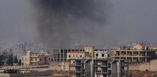 سوريا.. انفجار بقاعدة تضم ميلشيات موالية لإيران في حلب
