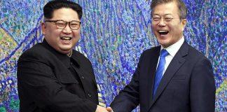 الكوريتان تتفقان على إجراء محادثات عسكرية رفيعة المستوى مايو المقبل
