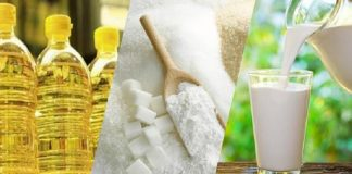 رمضان 1439هـ.. معطيات حول الكميات المتوفرة من المواد الاستهلاكية كالسكر، الزيوت الغذائية والحليب