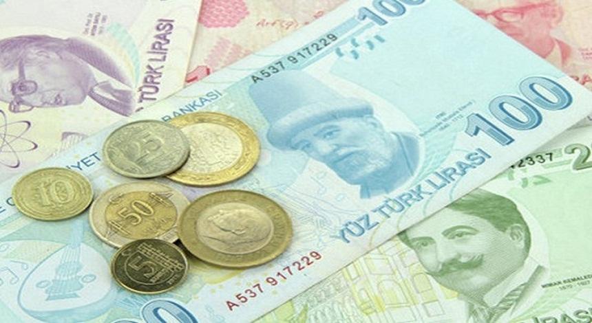 الليرة التركية تصعد لأعلى مستوى في شهر أمام الدولار
