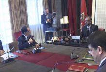 الملك محمد السادس يترأس جلسة عمل لدراسة مستوى تقدم مشاريع الطاقات المتجددة