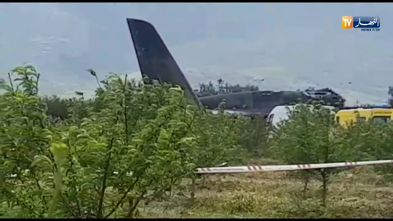 """حادث تحطم الطائرة يشهد على """"التواطؤ المؤكد"""" للجزائر مع انفصاليي """"البوليساريو"""""""