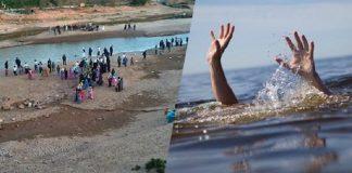 العثور على جثث ثلاثة أطفال ضحايا حادثة الغرق في نهر أم الربيع