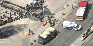 جرحى جراء حادث دهس في تورنتو الكندية