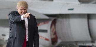 """ترامب يعلن القبض على 5 من قادة """"داعش"""""""