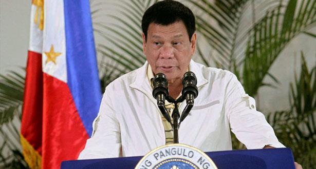 الرئيس الفلبيني ينفي إصابته بمرض السرطان