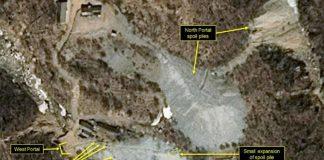 """كوريا الشمالية تعلن أنها فككت """"بالكامل"""" موقعها للتجارب النووية"""