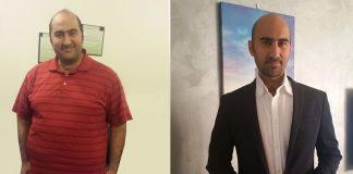 حميد أيوب: كيف فقدت 75 كلغ من وزني؟