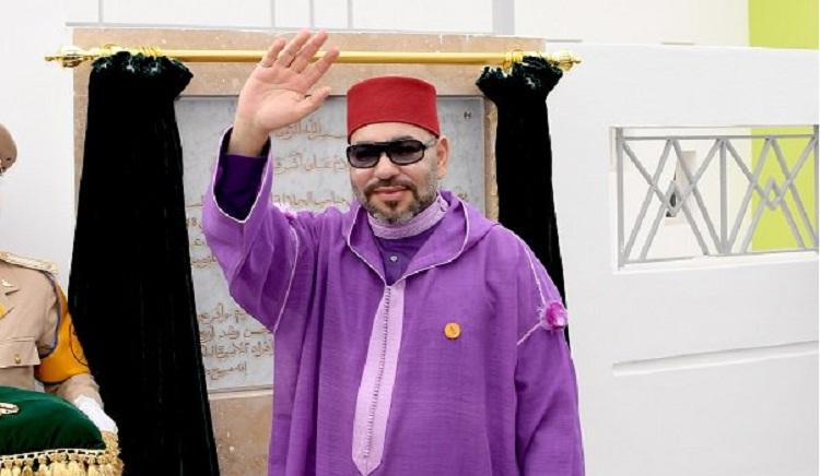 الملك محمد سادس يغادر البلاد
