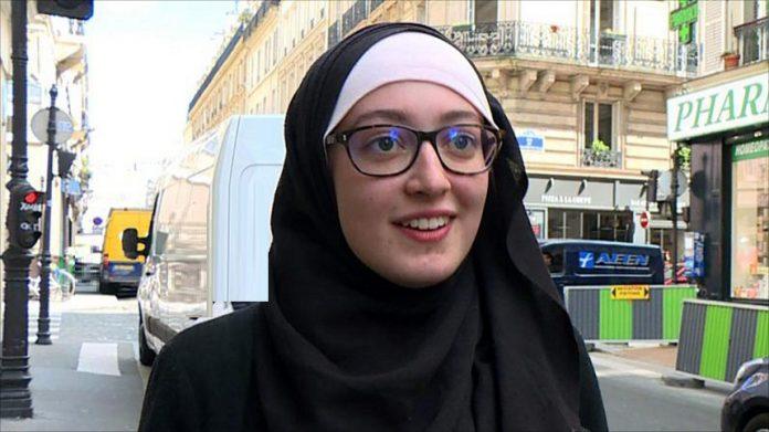 مريم بوجيتو (محجبة جامعة السوربون).. ترد على صدمة وزير الداخلية الفرنسي
