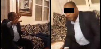 بحث قضائي للوقوف على صحة ما ورد بشريط فيديو لسيدة تعرضت للنصب باسم الملك