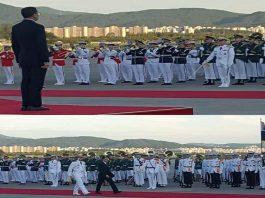 الصورة التي أثارت المغاربة.. كوريا الجنوبية لم يرسلوا من يستقبل العثماني في المطار