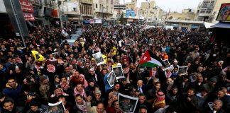 الأمن الأردني: انحسار ملحوظ لموجة الاحتجاجات في البلاد