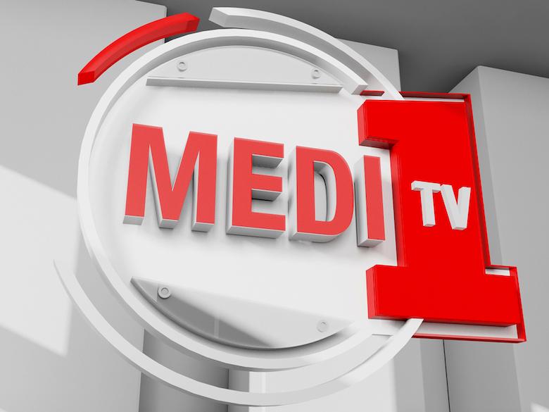 """العثور على قنبلة قرب مقر قناة """"ميدي1"""" (صور)"""