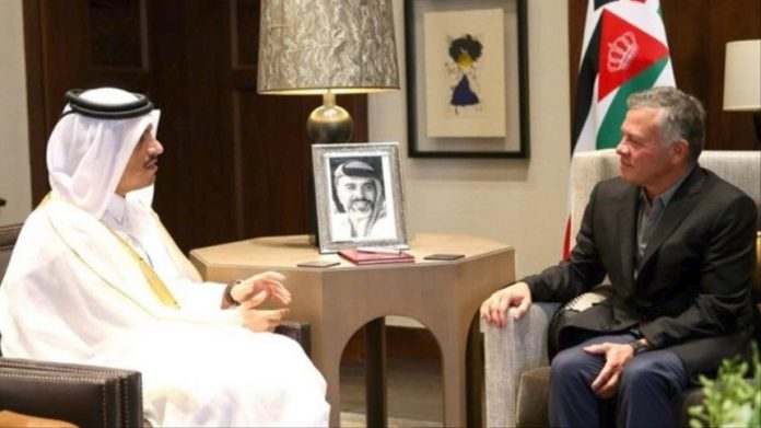 آلاف الوظائف ونصف مليار دولار استثمارات قطرية بالأردن