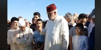 فيديو.. كلمة بنكيران أمام قبر والد الدكتور أبوزيد المقرئ الإدريسي