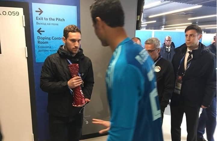 حارس مصر يجبر فيفا على تعديل بروتوكول جائزة أفضل لاعب بالمونديال بسبب الخمر