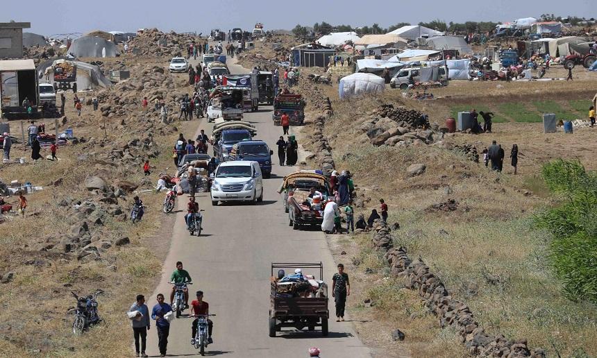 المعارضة السورية تتبادل معتقلين مع النظام