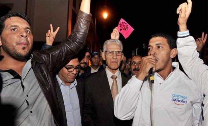 الداودي يطلب إعفائه من الوزارة في اجتماع الأمانة العامة لحزبه بعد مشاركته في وقفة عمال سنطرال