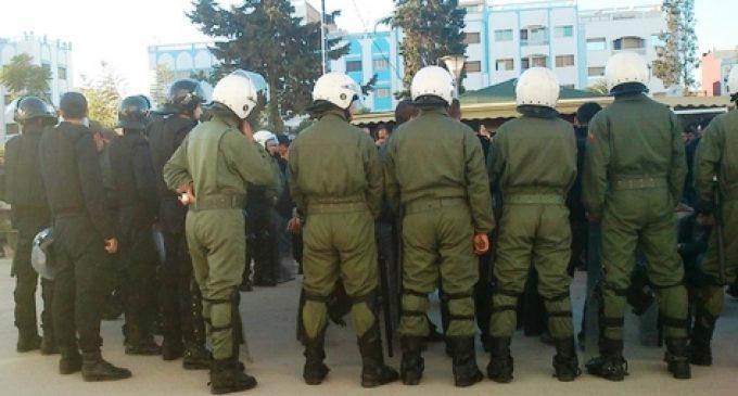 """القوات المساعدة تتدرب على """"الوقاية من التعذيب"""""""