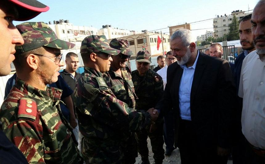هناوي يوجه رسالة إلى مدير قناة MEDI.1 بعد وصفها بالإرهاب المقاومة الفلسطينية