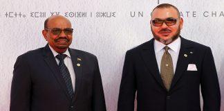 رسالة عاجلة من المغرب إلى السودان.. والبشير يرد سريعا