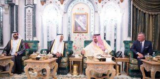 2.5 مليار دولار من قمة مكة للأردن