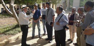 """وفد مغربي يزور """"الكيان الصهيوني"""""""
