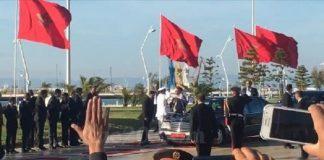 ترديد شعارات سياسية ضد أخنوش تجر مسؤولين أمنيين بطنجة إلى التحقيق بعد غضبة الملك