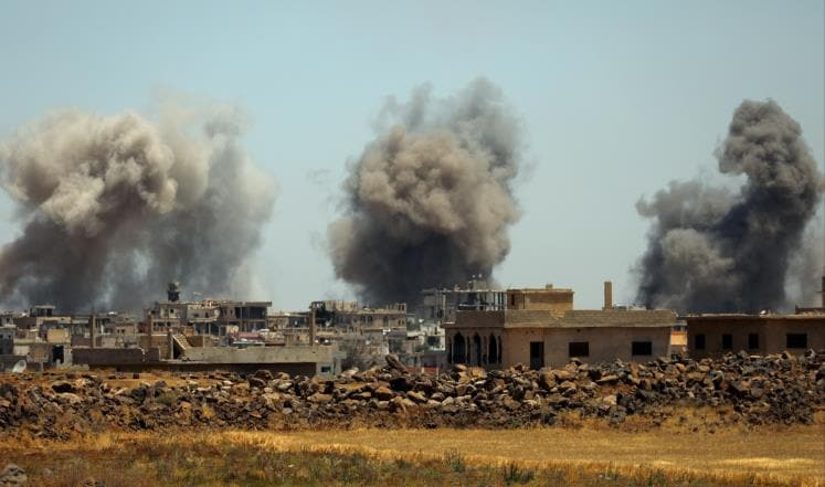 سيناتور أمريكي: يجب على المجتمع الدولي التحرك لإخراج روسيا من سوريا