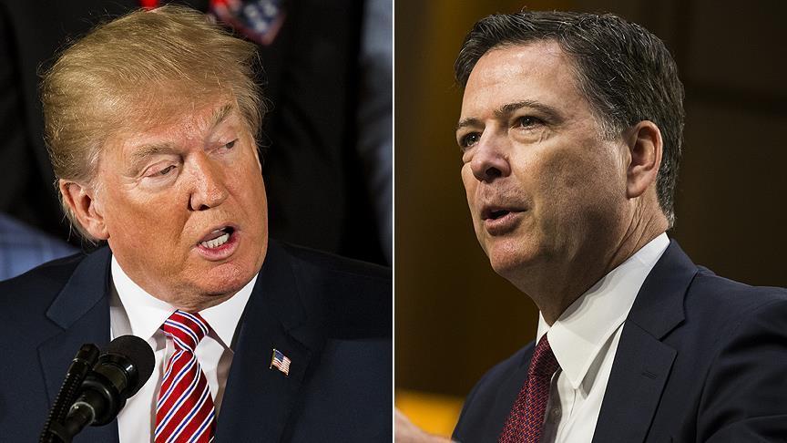 """ترامب يتهم مدير """"التحقيقات الفيدرالية"""" السابق بالتآمر عليه"""