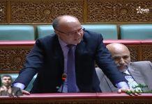 """فيديو.. مستشار برلماني ينفجر في وجه الداودي: ''فيكم غير تخراج العينين، حتا لكفن ديال الميت تاتخدو الضريبة عليه"""""""