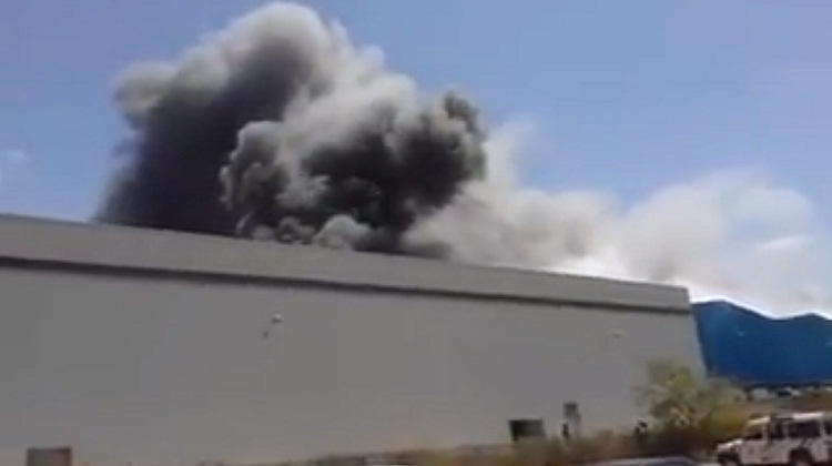 """حريق المحمدية كبّد شركة """"سنطرال"""" خسائر بلغت 140 مليارا"""
