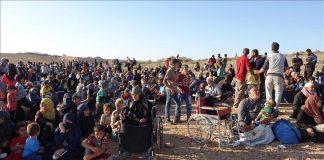 الأمم المتحدة: ارتفاع النازحين في درعا إلى 234 ألفا