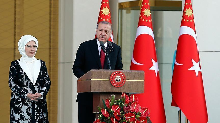 أردوغان: نشرع في بناء نفق لا مثيل له بالعالم