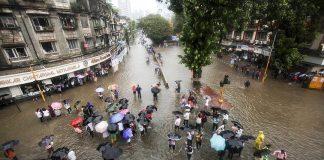 الأمطار الموسمية تودي بحياة 511 شخصًا شمال غربي الهند