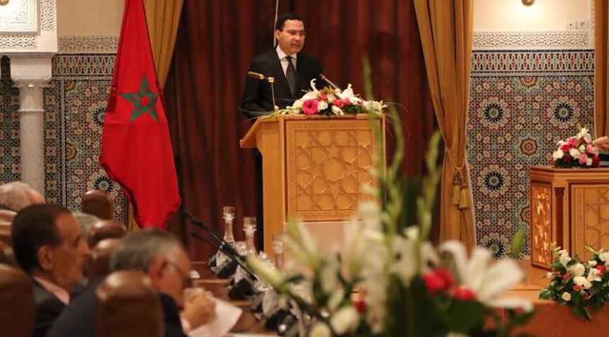 """الخلفي يتحدث عن """"التطور الدستوري للمغرب: الجذور التاريخية والتجليات الراهنة والرهانات المستقبلية"""""""
