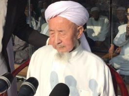وفاة إمام المسلمين في الصين الإمام عبد الله ما چانغ چينغ.. (مقطع فيديو من جنازته المهيبة)