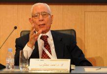 وفاة الأديب أحمد مطلوب التكريتي رئيس المجمع العلمي العراقي